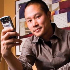 Tony Hsieh, CEO Zappos
